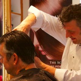 Jonathan Weller Hairdresser in Wedmore Somerset